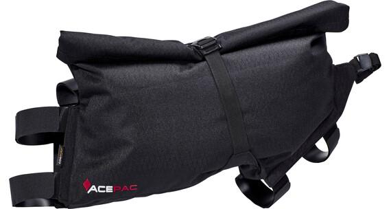 Acepac Roll Frame Bag Sykkelvekse L Svart